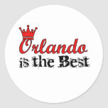 Crown Orlando Stickers