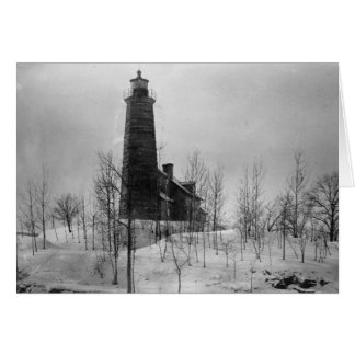 Crown Point Lighthouse Card