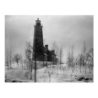 Crown Point Lighthouse Postcard