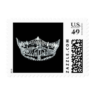Crown Postage Stamps
