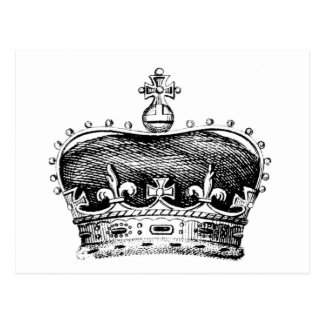 Crown Post Cards