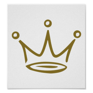 Crown Poster
