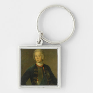 Crown Prince Frederick II, 1728 Keychain