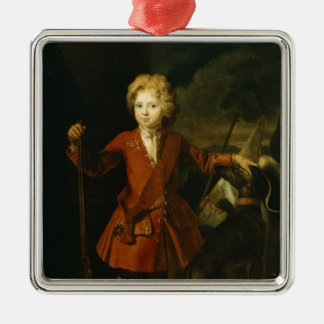Crown Prince Frederick William I Christmas Tree Ornaments