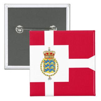 Crown Prince Of Denmark, Greenland Button