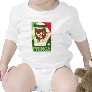 Crown Prince of Dubai Baby Bodysuit
