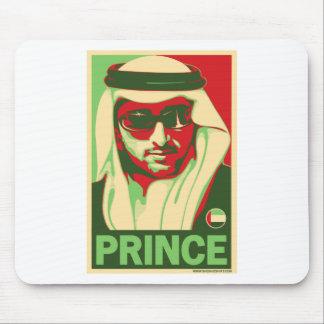Crown Prince of Dubai Mouse Pad