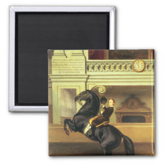 Crown Prince Rudolph of Austria 2 Inch Square Magnet