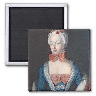 Crown Princess Elisabeth Christine von Preussen Magnet