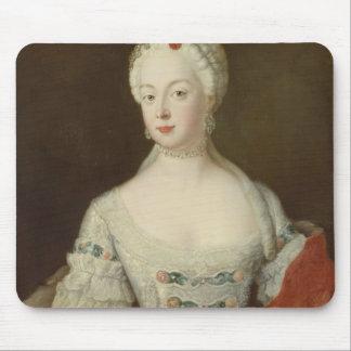 Crown Princess Elisabeth Christine von Preussen Mousepad
