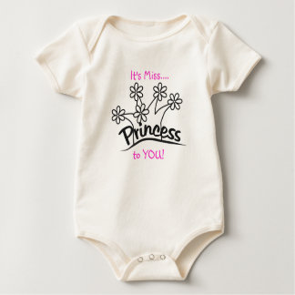 Crown Princess, It's Miss...., to YOU! Bodysuit