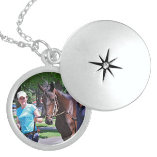 Crown Queen - Half sister to Royal Delta Locket Necklace