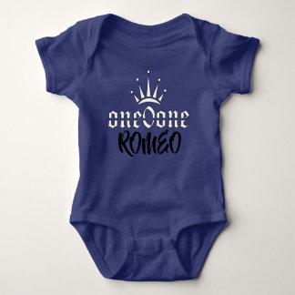 Crown Royal Romeo 101 Baby Bodysuit