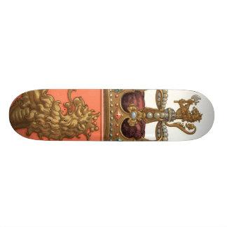 Crown Royal Skateboard Deck