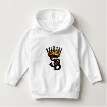 Crown S.B. toddler hoodie
