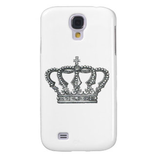 Crown Samsung Galaxy S4 Cover