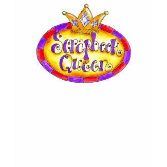 Crown Scrapbook Queen shirt