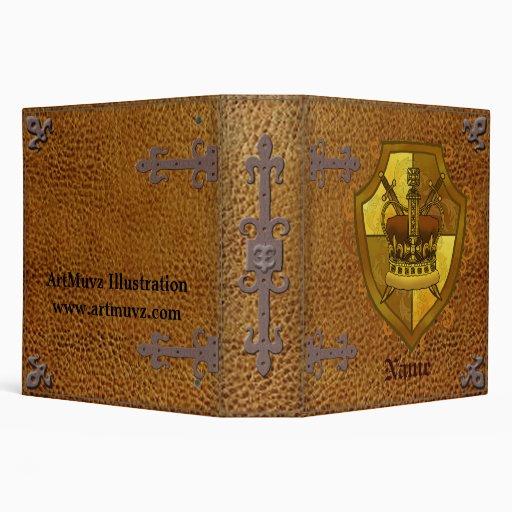 Crown Sword Shield Binder