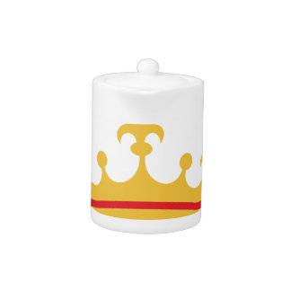 Crown Teapot