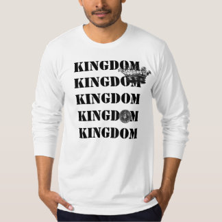 crown-with-jeweled-flower-scrolls-vector-art-sa... T-Shirt