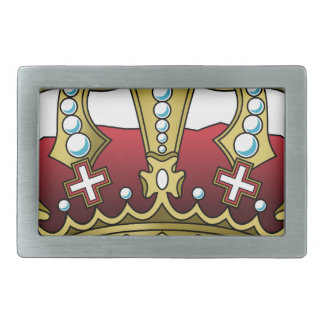 Crown - WOWCOCO Rectangular Belt Buckle