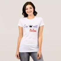 Crowndit  apparel T-Shirt