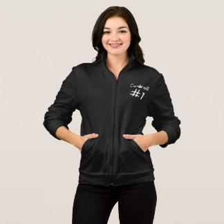 Crowndit number 1 woman jacket