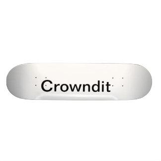 Crowndit skate board