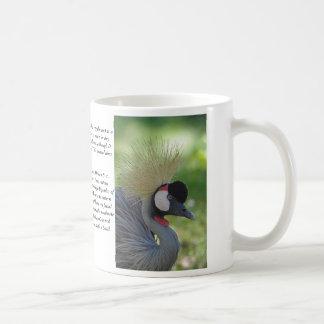 Crowned Crane... Coffee Mug