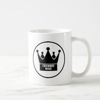 Crowned Head Coffee Mug