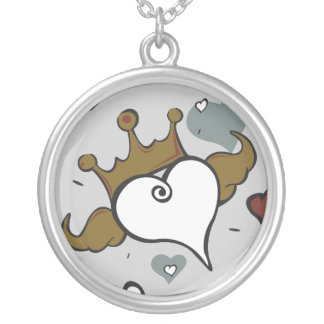 Crowned Heart Urban necklace