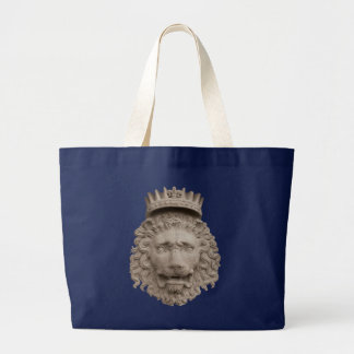 Crowned Lion Customizable Bag