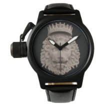 Crowned Lion Watch