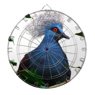 Crowned Pigeon Dart Board