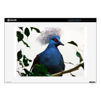 """Crowned Pigeon Skin For 15"""" Laptop"""