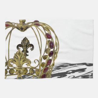CrownRedGems110814.png Towel