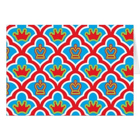 Crowns Card