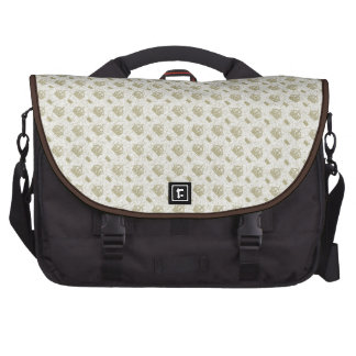 crowns pattern bag for laptop