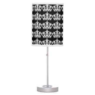 Crowns Table Lamp