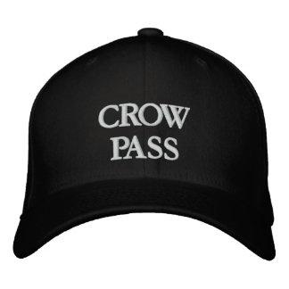 CROWPASS BASEBALL CAP