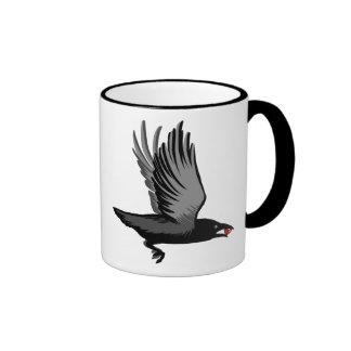 Crows and Hearts Mug