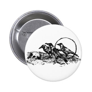 Crows Buttons