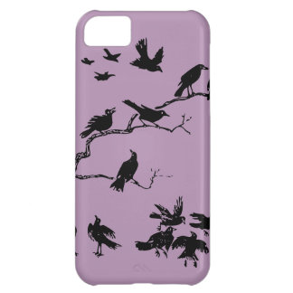 Crows Cover For iPhone 5C