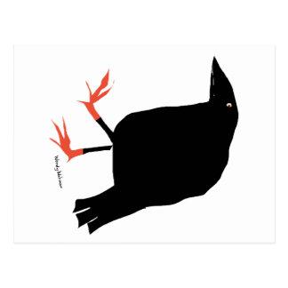 Crow's Feet Postcards