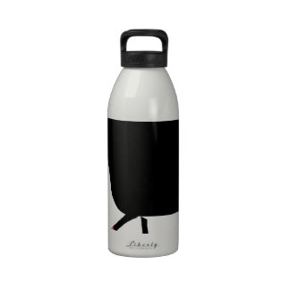 Crow's Feet Water Bottles