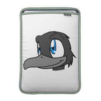 Crow's Head MacBook Sleeves