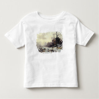 Crows in a Winter Landscape, 1907 Toddler T-shirt