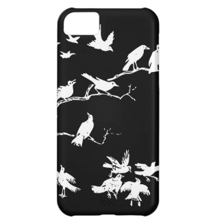 Crows iPhone 5C Cover