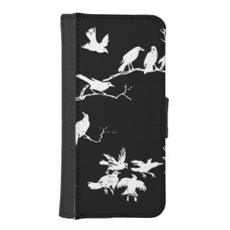 Crows iPhone SE/5/5s Wallet