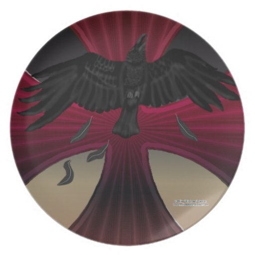 Crow's Iron Cross Plate